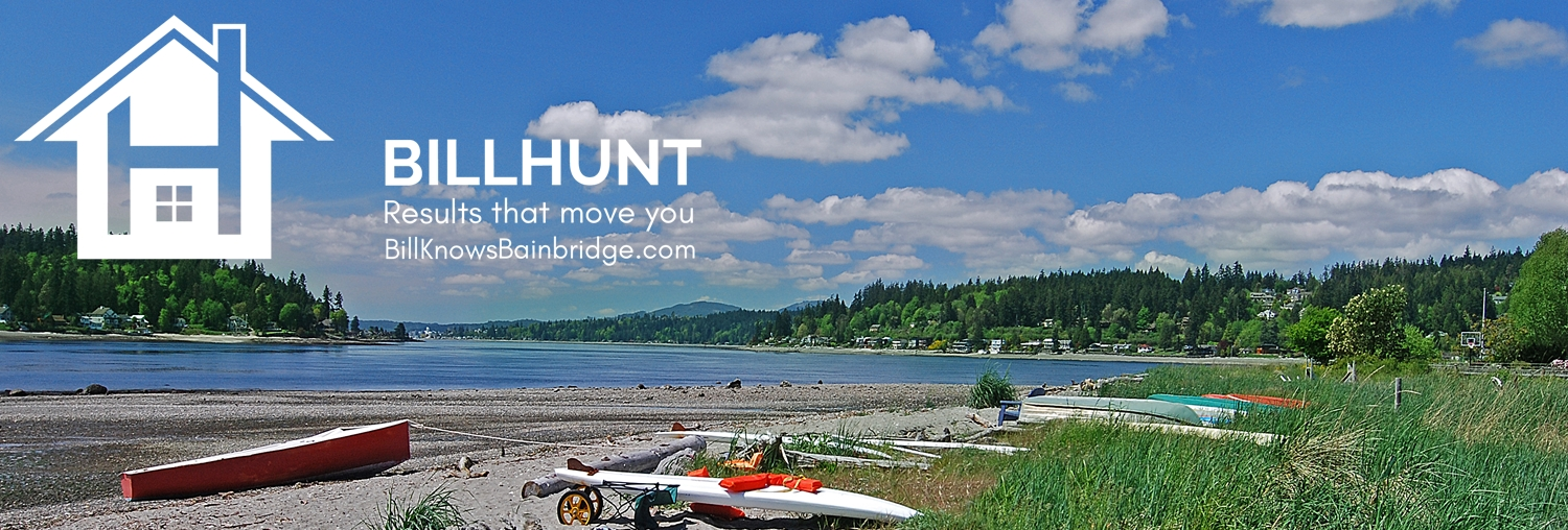 Bainbridge Island Real Estate Market Update APRIL 2020